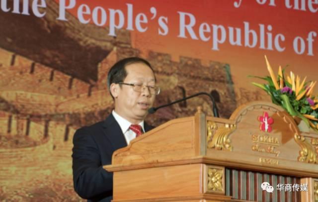 中国驻暹粒领事办公室开馆仪式隆重举行