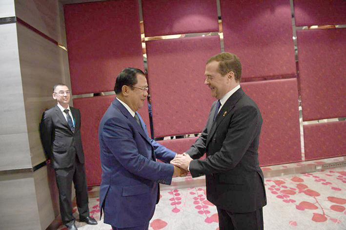 柬俄两国经贸合作空间巨大