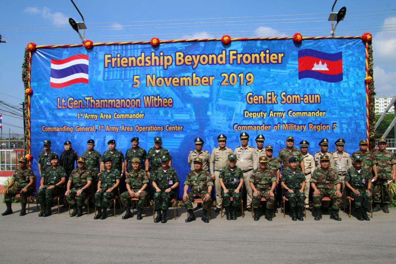 泰国最高军队统帅指挥边境军力,宣布阻止沈良西及其同伙回国和不准有非法聚会 ...