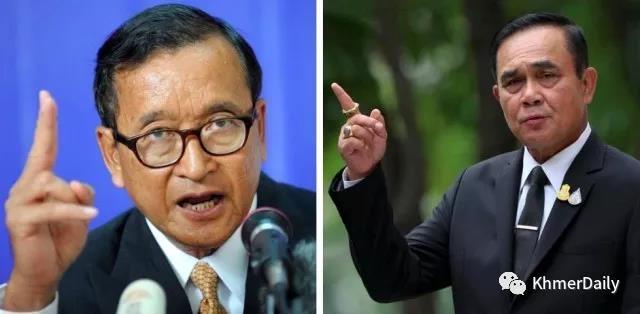 泰国总理巴育拒绝沈良西入境泰国