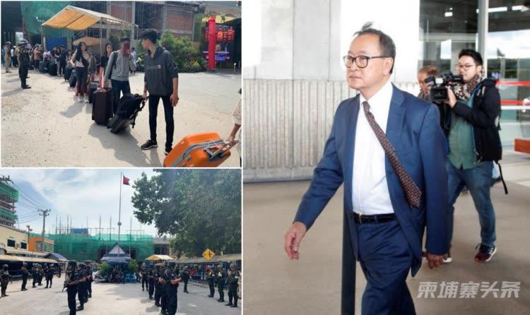 政府官员:沈良西抵达马来西亚也不会挽救自己的失败,因为国内外没有人支持他 ...