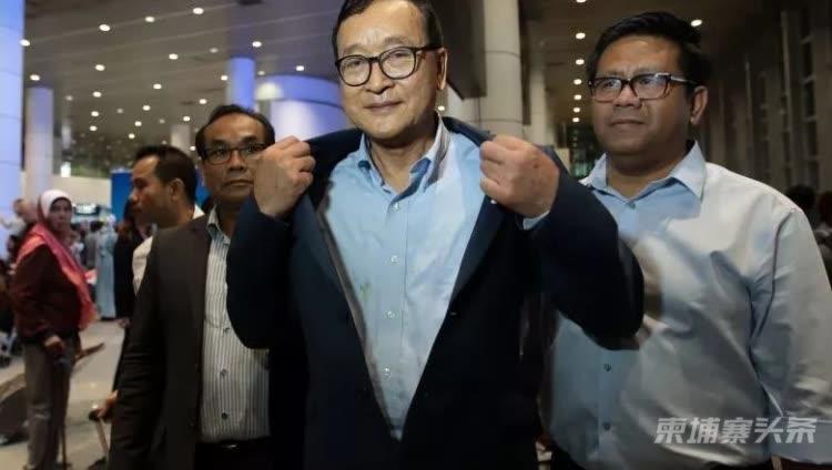 沈良西11月9日回国计划失败,在马来西亚被限制政治活动