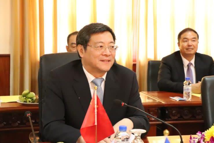 洪森接见湖南省委书记杜家毫并接受访问湖南邀请